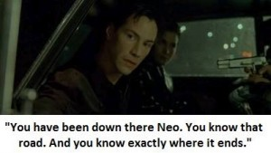 neo down that road
